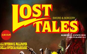 Lost Tales: Sword&Sorcery – Numero 1