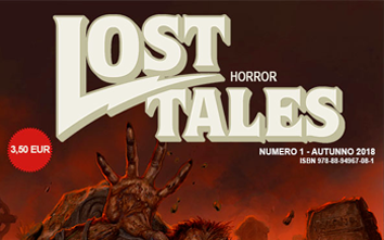 Lost Tales: Horror 1 è on line!