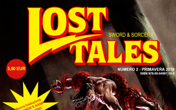 Lost Tales: Sword&Sorcery 2 è on line!