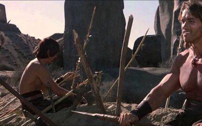 """Conan-Subotai: una scena tagliata da """"Conan il Barbaro"""""""