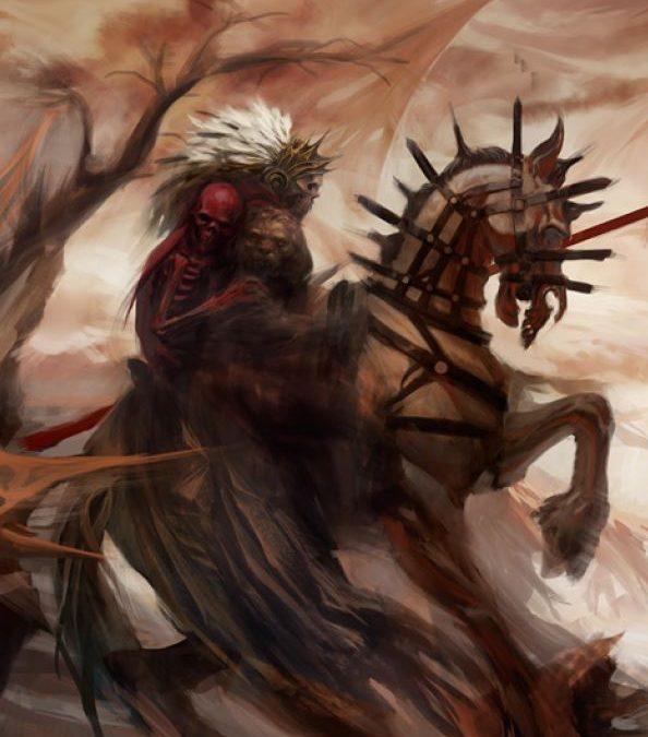 GrimDark, quando il Fantasy si tinge di tenebra e sangue